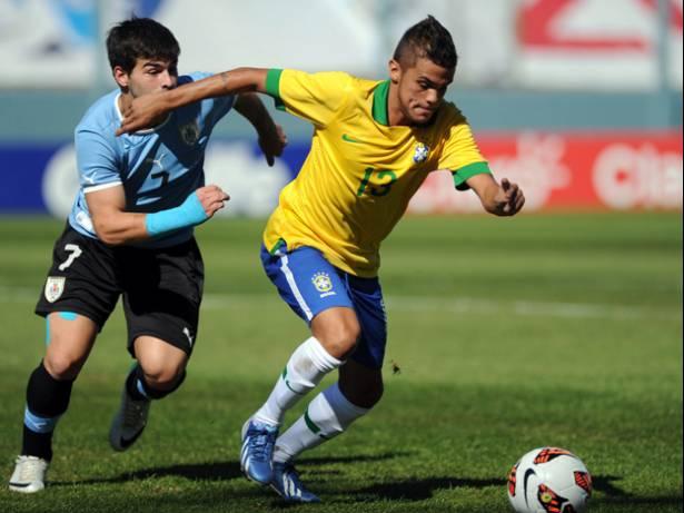 BRASIL 1 - URUGUAY 0