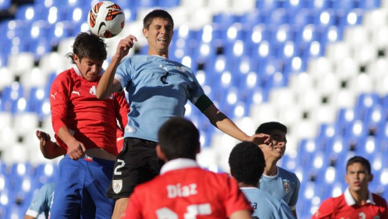 CHILE 1 - URUGUAY 1