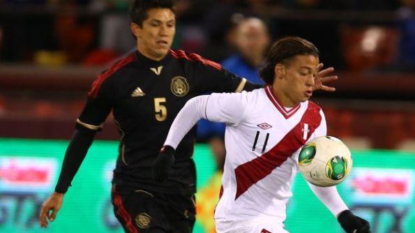 PERU 0 - MEXICO 0