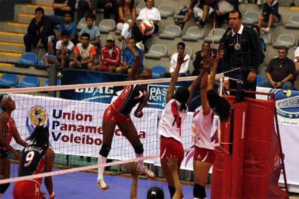 PERU 0 - REP DOMINICANA 3
