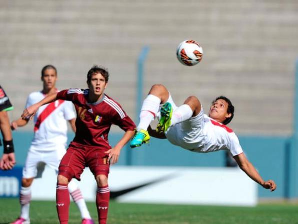 PERU 1 - VENEZUELA 2