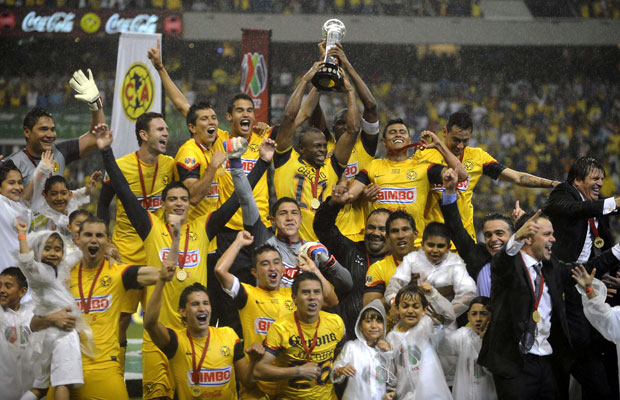 AMERICA CAMPEON DE MEXICO 2013
