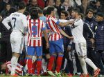 REAL MADRID-ATLETICO DE MADRID