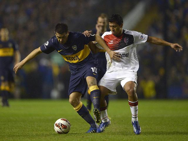 BOCA JUNIORS 0 - NEWELLS OLD BOYS 0