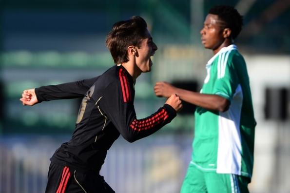 MEXICO 2 - NIGERIA 0