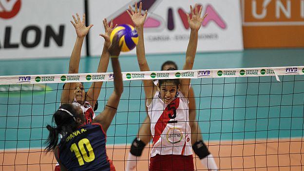 PERÚ 3 - COLOMBIA 1