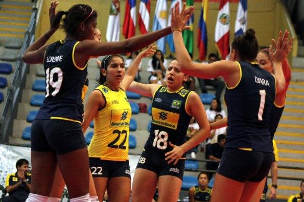 PERU 0 - BRASIL 3