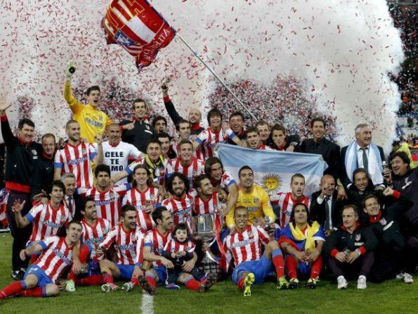 REAL MADRID 1 - ATLETICO DE MADRID 2