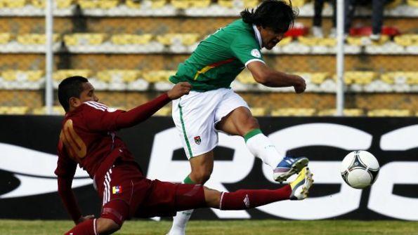 BOLIVIA 1 - VENEZUELA 1