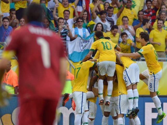 BRASIL 4 - ITALIA 2