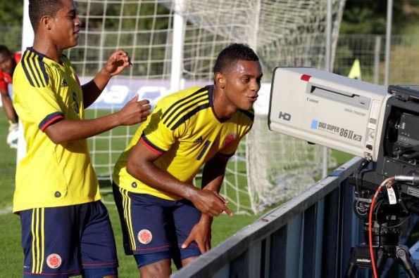 COLOMBIA 1 - CONGO 0