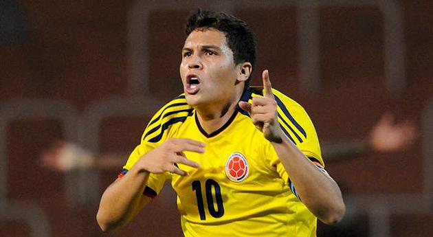 COLOMBIA 1 - TURQUIA 0