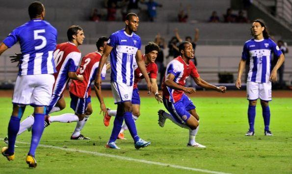 COSTA RICA 1 - HONDURAS 0