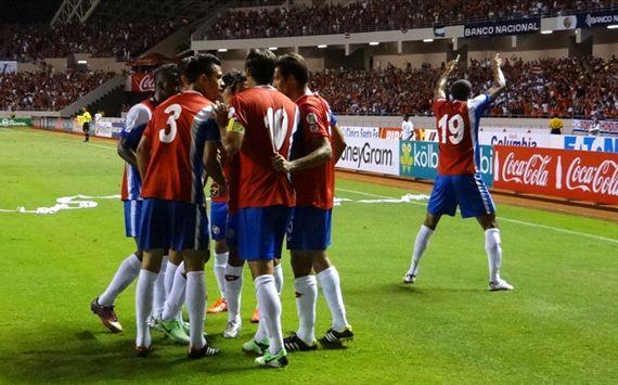 COSTA RICA 2 - PANAMA 0