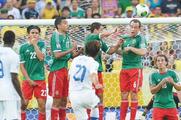 MEXICO 1 - ITALIA 2