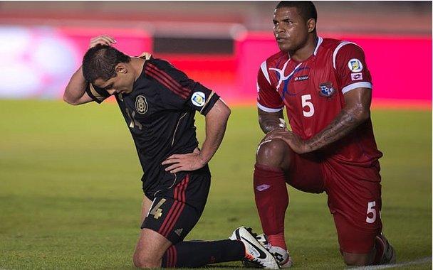 PANAMA 0 - MEXICO 0
