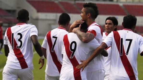 PANAMA 1 - PERU 2