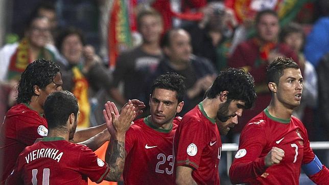 PORTUGAL 1 - RUSIA 0