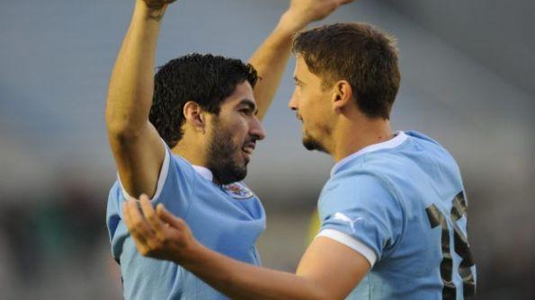 URUGUAY 1 - FRANCIA 0