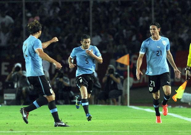 VENEZUELA 0 - URUGUAY 1