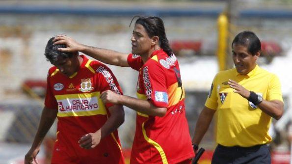 CIENCIANO 0 - SPORT HUANCAYO 1