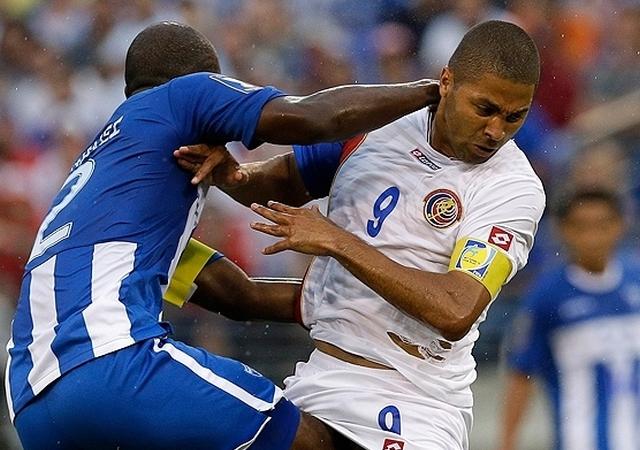 HONDURAS 1 - COSTA RICA 0