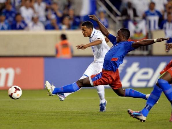 HONDURAS 2 - HAITI 0