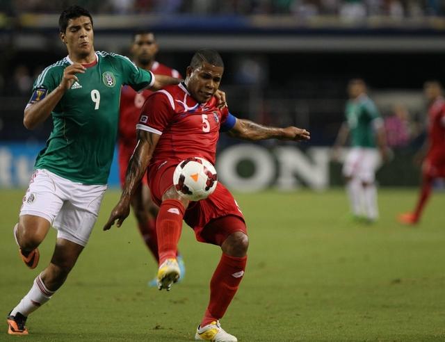 MEXICO 1 - PANAMA 2