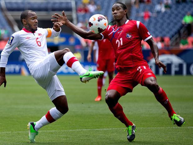 PANAMA 0 - CANADA 0