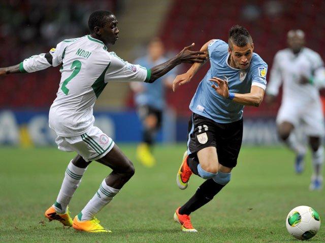 URUGUAY 2 - NIGERIA 1