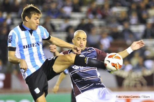 LANUS 2 - RACING 0