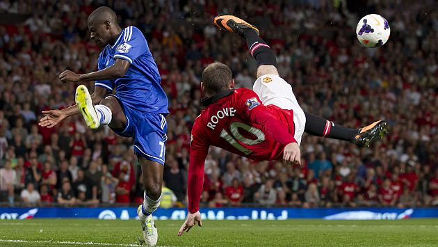 MANCHESTER UNITED 0 - CHELSEA 0