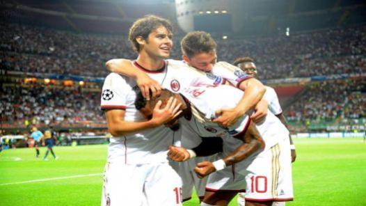 MILAN 3 PSV 0