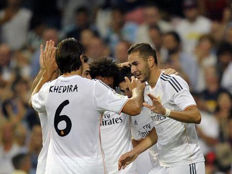 REAL MADRID 2 - BETIS 1