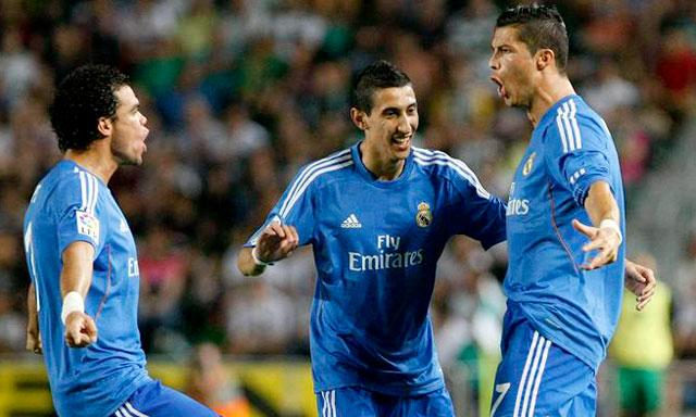 ELCHE 1 - REAL MADRID 2