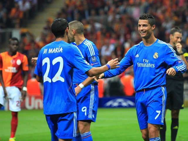 GALATASARAY 1 - REAL MADRID 6