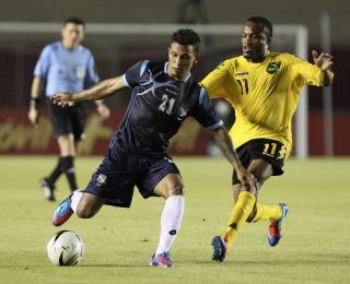 PANAMA 0 - JAMAICA 0