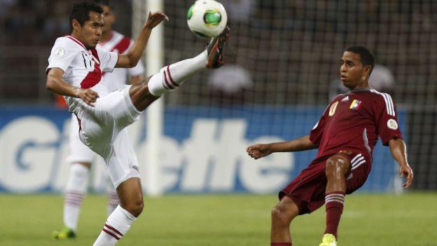 VENEZUELA 3 - PERU 2