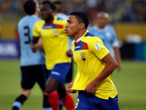 ECUADOR 1 - URUGUAY 0