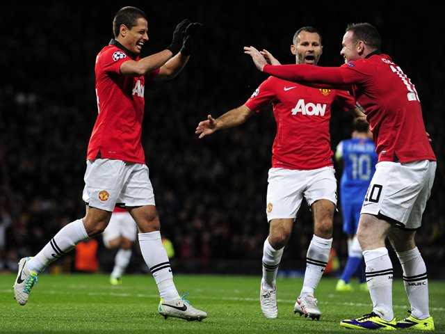 MANCHESTER UNITED 1 - REAL SOCIEDAD 0
