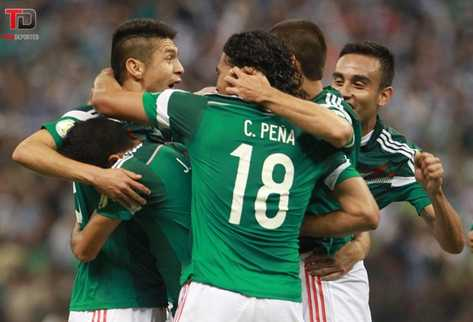 MEXICO 2 - PANAMA 1