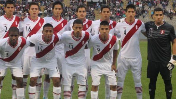 PERU ECUADOR BOLIVARIANOS 2013