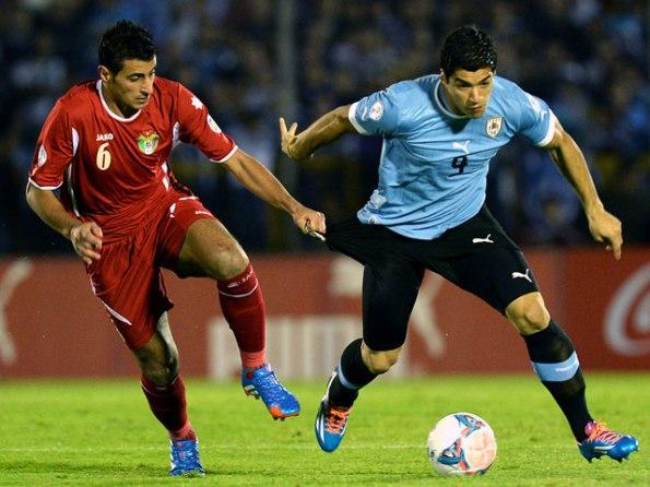 URUGUAY CLASIFICA A BRASIL 2014