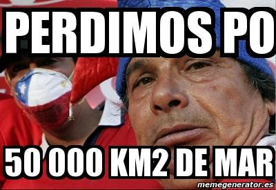 CHILE PIERDE EN LA HAYA