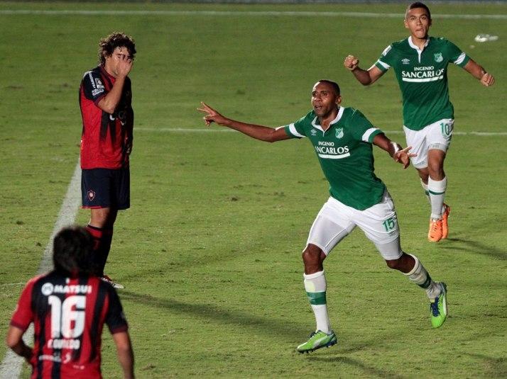 Deportivo Cali vs Cerro Porteño