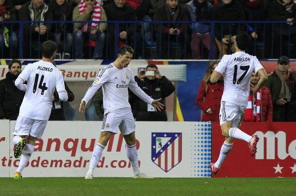 REAL MADRID A LA FINAL DE LA COPA DEL REY