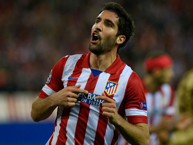 atletico de madrid a cuartos de final