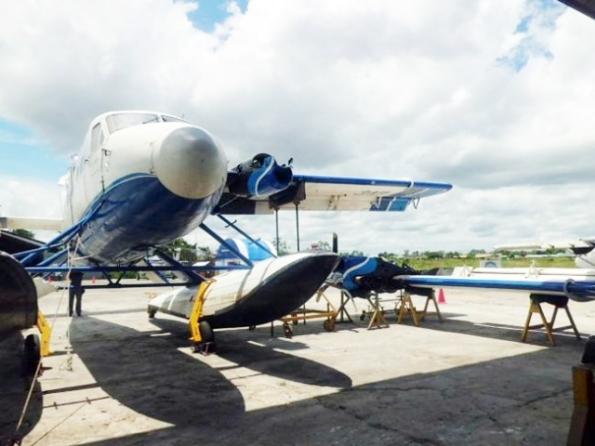 DHC-6-400 PERU