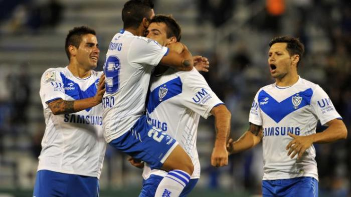 velez sarsfield the strongest