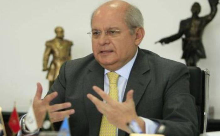 MINISTRO PEDRO CATERIANO
